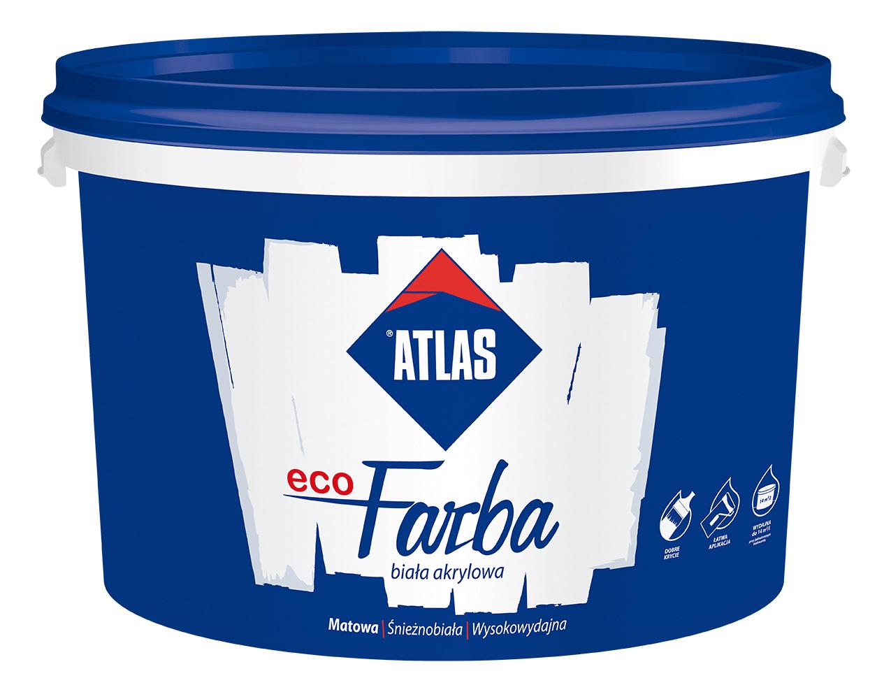 ATLAS ecoFARBA
